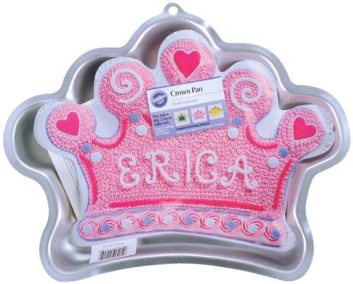 Novelty Cake Pan-Crown 14.25''X10.5''X2'' Novelty Cake Pan-Crown 14.25''X10.5''X2''