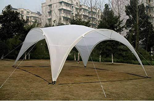 THREE TRADING 2009 Tenda per Eventi Bianco Poliestere MT 4X4