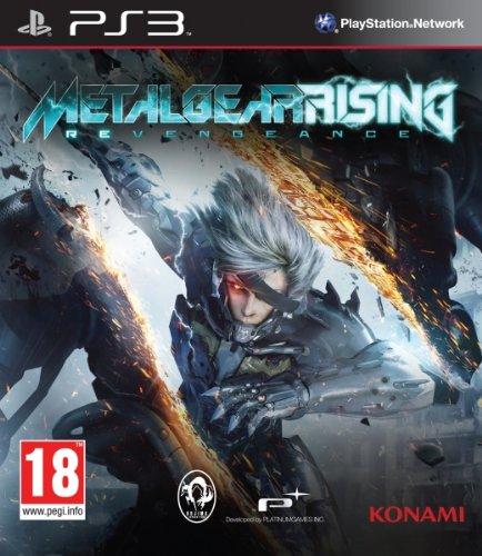 Metal Gear Rising : Revengeance [import anglais]
