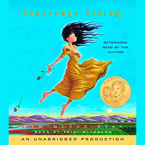 Esperanza Rising audiobook cover art