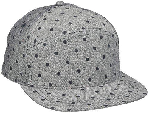 Barts Unisex Dopli Baseball Cap, Blau (Denim), One Size