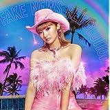 安斉かれん「FAKE NEWS REVOLUTION」限定 CD