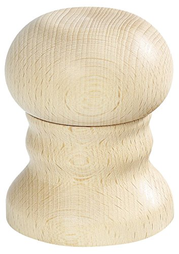 Küchenprofi 0815202500 Lebkuchenformer Nürnberg, Holz, beige, 7 x 7 x 10 cm