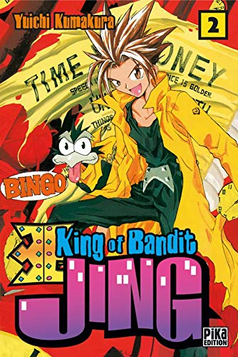 King Of Bandit Jing, tome 2