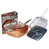 Copper Chef KC15053-04000 Cookware set 5, 5 Pieces