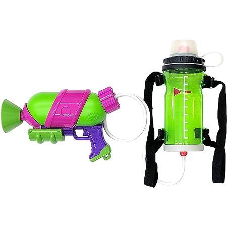レジャー用品 玩具 スプラトゥーン2タンク付きスプラシューター 2021年モデル 4