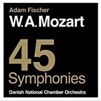 Mozart: 45 Symphonies (2014-01-28)