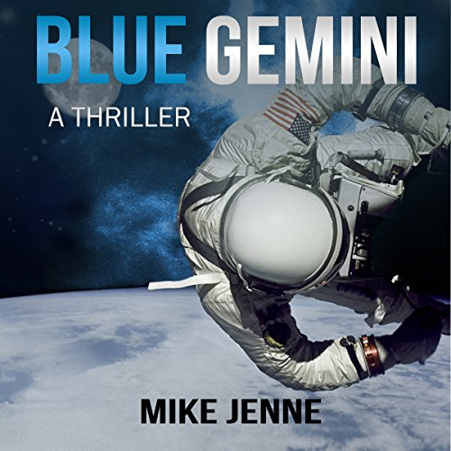 Blue Gemini audiobook cover art