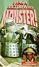 I Was a 'Doctor Who' Monster VHS