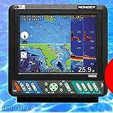 HE-8S 8.4型カラー液晶プロッターデジタル魚探