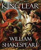 King Lear by William Shakespeare illustrated (English Edition)