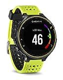 Garmin Forerunner 230 Reloj de carreja con GPS, Unisex Adulto, Amarillo/Negro, Talla...