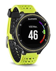 Realiza un seguimiento de la distancia, ritmo, tiempo, frecuencia cardiaca y el consumo máximo de oxígeno (monitor de frequencia cardiaca disponible por separado) Funciones de conexión: cargas automáticas a Garmin Connect, seguimiento en tiempo real,...