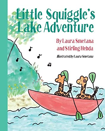 Little Squiggle's Lake Adventure