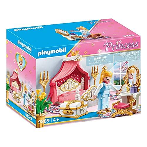 Playmobil Princess 9889 - Cámara de princesa