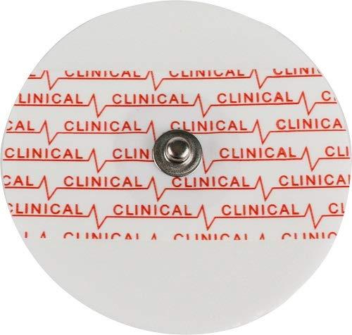 Langzeit-Klebe-Elektroden Clinical S55, Durchmesser 55 mm, Festgel, 30 Stück/Tüte, 600 Stück/Karton