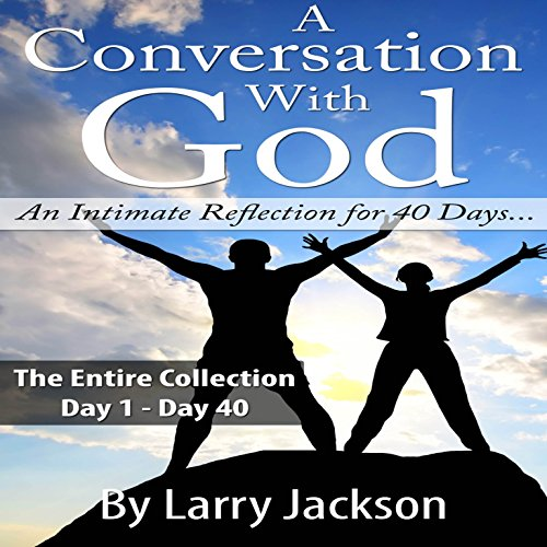 A Conversation with God audiobook cover art