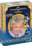 Coffret théâtre Jacqueline Maillan, vol.1 : Coup de Soleil Lily/on Purge bébé