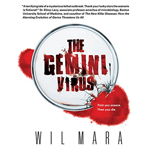 The Gemini Virus audiobook cover art