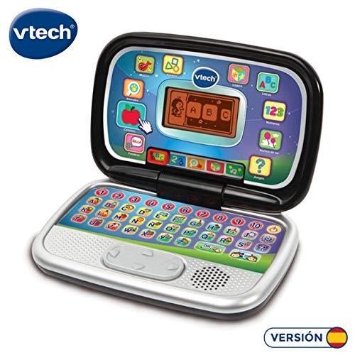 VTech Diverblack PC - Ordenador iInfantil