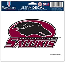 "Southern Illinois Salukis College NCAA Car Bumper Vinyl Sticker Decal 6/""X3/"""