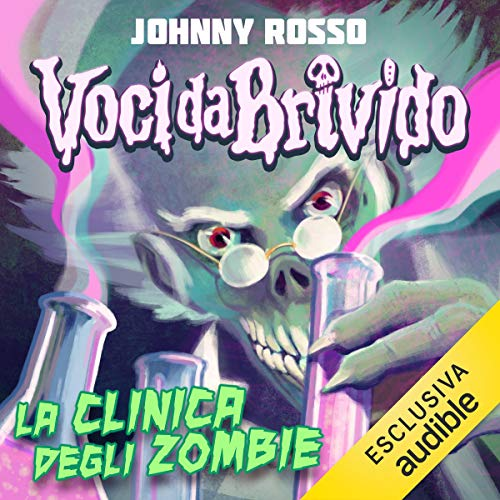 La clinica degli Zombie copertina