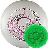 Eurodisc Nightglow Organic Ultimate - Frisbee (175 g, brilla en...