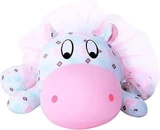 Bichinho Hipopótamo Mini Angelina Fom Rosa