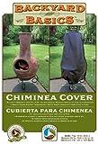 Backyard Basics Chimnea Cover, Black