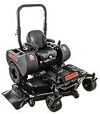 Swisher Z2460CPKA Response Gen 2-24 HP/60 in. Kawasaki Commercial Pro ZTR Zero Turn Mower, 60', Black