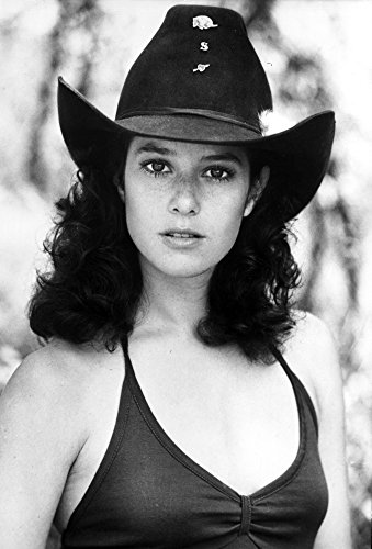 Debra Winger Portrait wearing Cowboy Hat Photo Print (8 x 10)