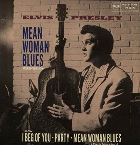 Lonesome Cowboy/Hot Dog/Mean Woman Blues/Got a Lot O' Livin to Do