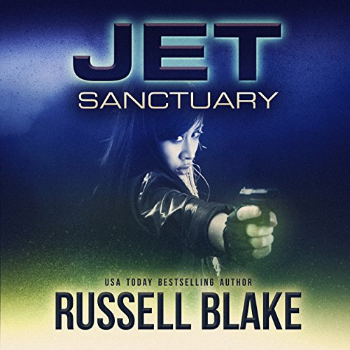 JET VII audiobook cover art