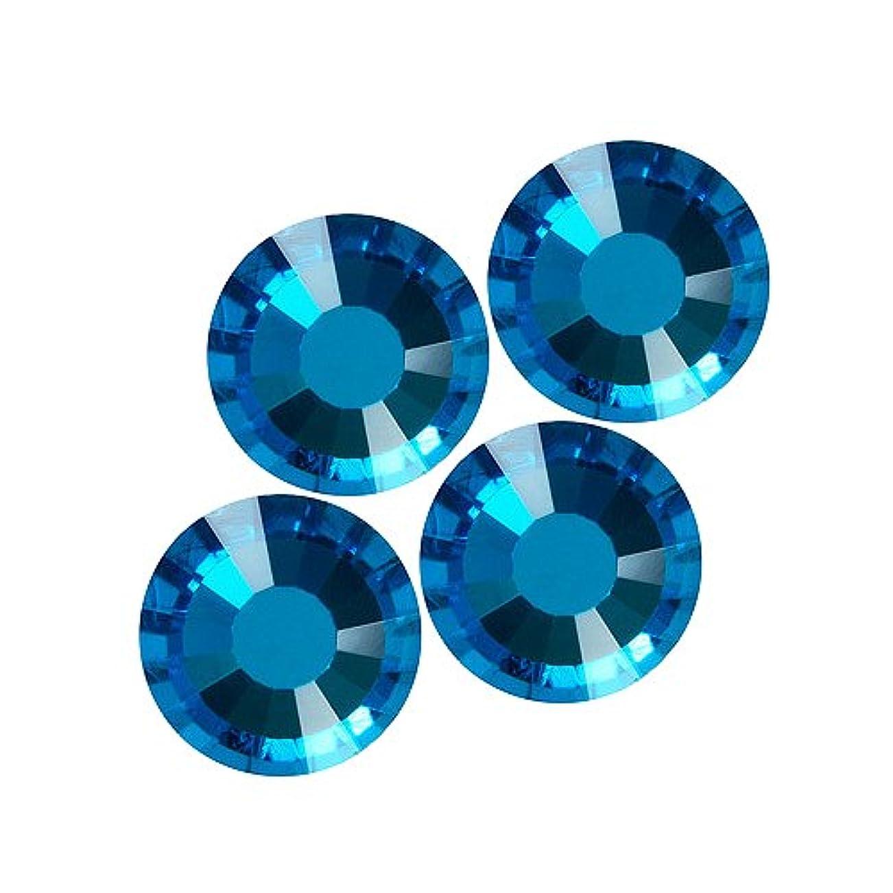 ひも愛情無人バイナル DIAMOND RHINESTONE ブルージルコン SS12 720粒 ST-SS12-BUZ-5G