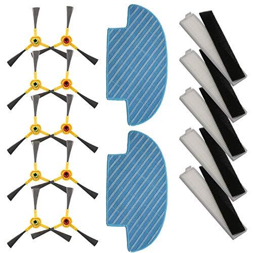 IUCVOXCVB Accesorios para aspiradora Cepillo lateral + filtr