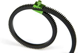 Lanparte FFGR-01 Adjustable Gear Ring for Follow Focus (Black)