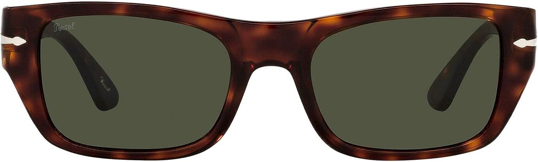 Persol Po3268s Rectangular Sunglasses