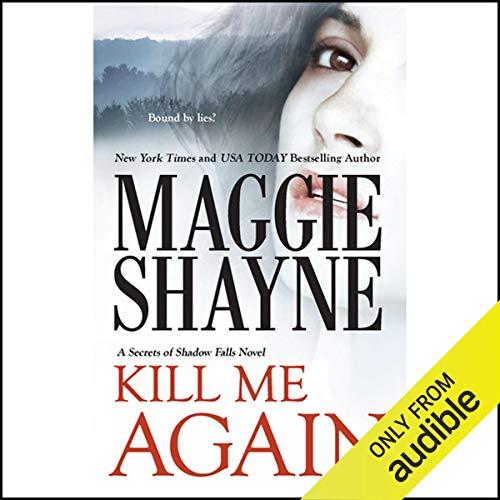 Kill Me Again audiobook cover art