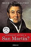¿Conoce usted a San Martín? (Versión para Kindle)