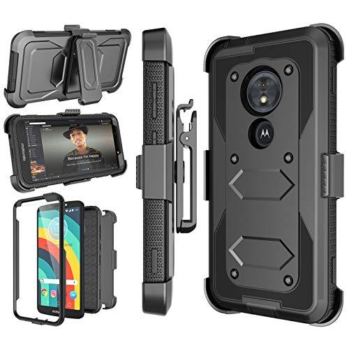 Njjex Motorola Moto G6 Play Case, Moto G6 Forge...