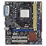 ASUS M2N68-AM Plus NVIDIA GeForce 7025 Socket AM2+/AM2 Micro-ATX Motherboard w/Video, Audio, Gigabit LAN & RAID