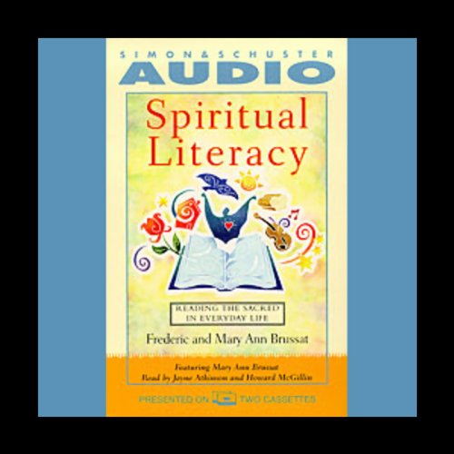 Spiritual Literacy audiobook cover art