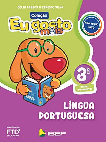 Eu gosto mais língua portuguesa - 3º ano BNCC