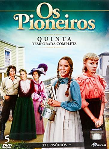 Os Pioneiros - 5ª Temporada Completa