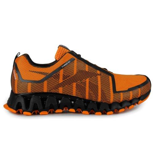 Reebok Men's ZigWild TR 2-M Running Shoes Gravel / Black / Silver / Grey / White - 7 D(M) US
