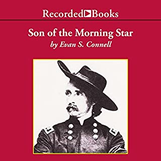Son of the Morning Star audiobook cover art
