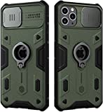 Nillkin CamShield iPhone 11 Pro Hülle, Stylisch Schutzhülle mit Kamera Objektivschutz Abdeckung...