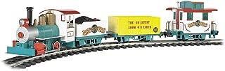 Bachmann Trains - Ringling Bros. and Barnum & Bailey - LI'L Big Top Ready To Run Electric Train Set - Large