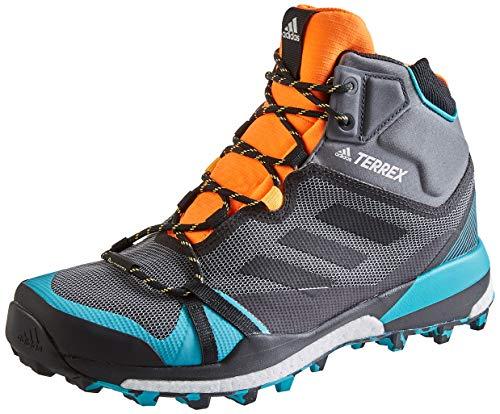 adidas Terrex Skychaser Lt Mid GTX, Scarpe da Hiking Uomo Multicolore Size: 45 1/3 EU