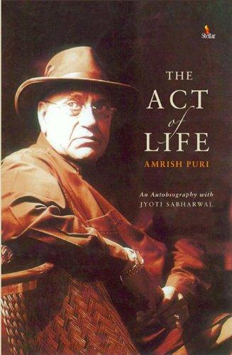THE ACT OF LIFE: An Autobiography (1) eBook: Jyoti Sabharwal ...